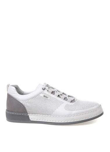 Greyder Klasik Ayakkabı Beyaz